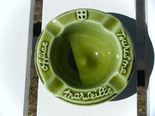 プロヴァンス陶器 灰皿