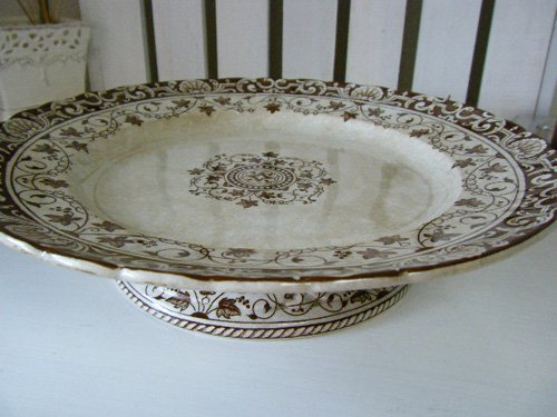 Antique*デザート皿 JV.B
