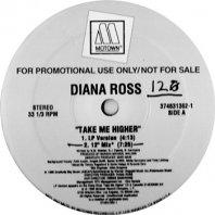 DIANA ROSS / TAKE ME HIGHER