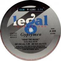GYPSYMEN / HEAR THE MUSIC - BOUNCE