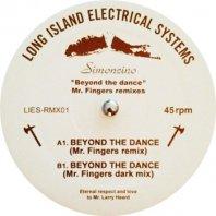 SIMONCINO / BEYOND THE DANCE (MR. FINGERS REMIXES)