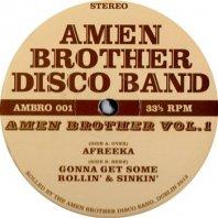 AMEN BROTHER DISCO BAND / AMEN BROTHER VOL. 1