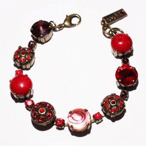 AMARO Red Garnet ブレスレット