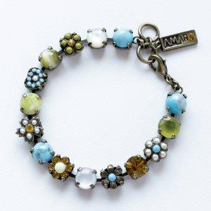 AMARO Lime Pearl ブレスレット