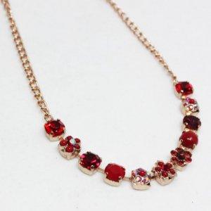 AMARO Red Garnet ネックレス