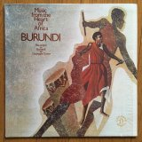 Giuseppe Coter - Burundi (Music From The Heart Of Africa) '74