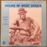 Unknown - Drums Of West Africa - Ritual Music Of Ghana (LP)