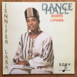 Jennifer Lara -Dancehall Roots & Lovers (LP) '94