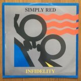 Simply Red - Fidelity / Love Fire (12
