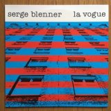 Serge Blenner - La Vogue (LP)