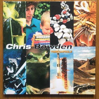 Chris Bowden - Time Capsule (2LP) '96