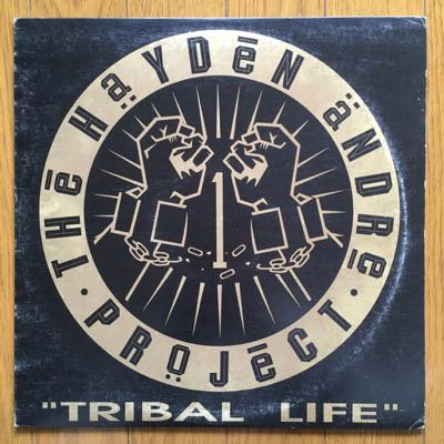 The Hayden Andre Project - Tribal Life (12