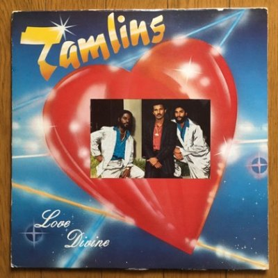 The Tamlins - Love Divine (LP) '89