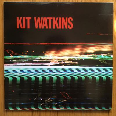 Kit Watkins - Frames Of Mind (LP) '82