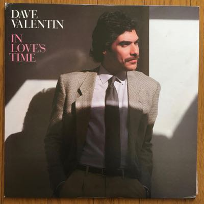 Dave Valentin - In Love's Time (LP) '82