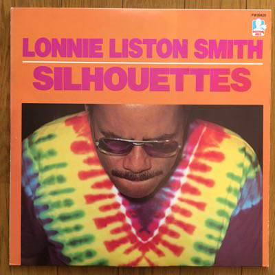 Lonnie Liston Smith - Silhouettes (LP) '84