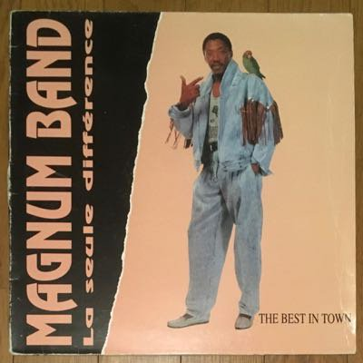 Magnum Band - The Best In Town (LP)