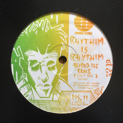 Rhythm is Rhythm - Beyond the dance (12