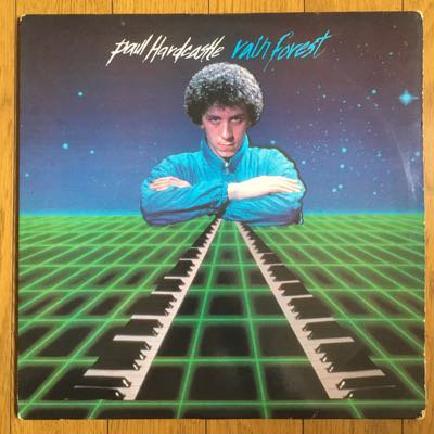 Paul Hardcastle - Rain Forest (LP) '85