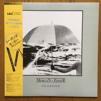 Morgan Fisher - Seasons (LP) '83