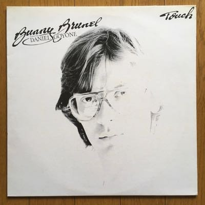 Bunny Brunel - Touch (LP) '79