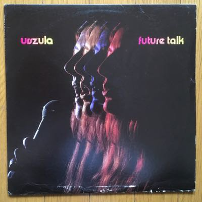 Urszula Dudziak - Future Talk (LP) '79