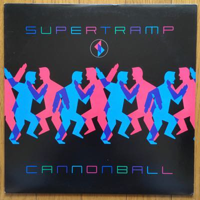 "Supertramp - Cannonball (12"") '85"