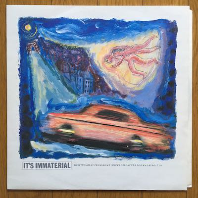 It's Immaterial - Driving Away From Home (Wicked Weather For Walking) (12