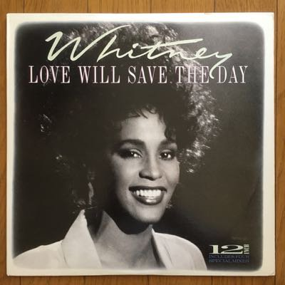 Whitney Houston - Love Will Save The Day (12