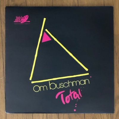 Om Buschman - Total (LP) '93