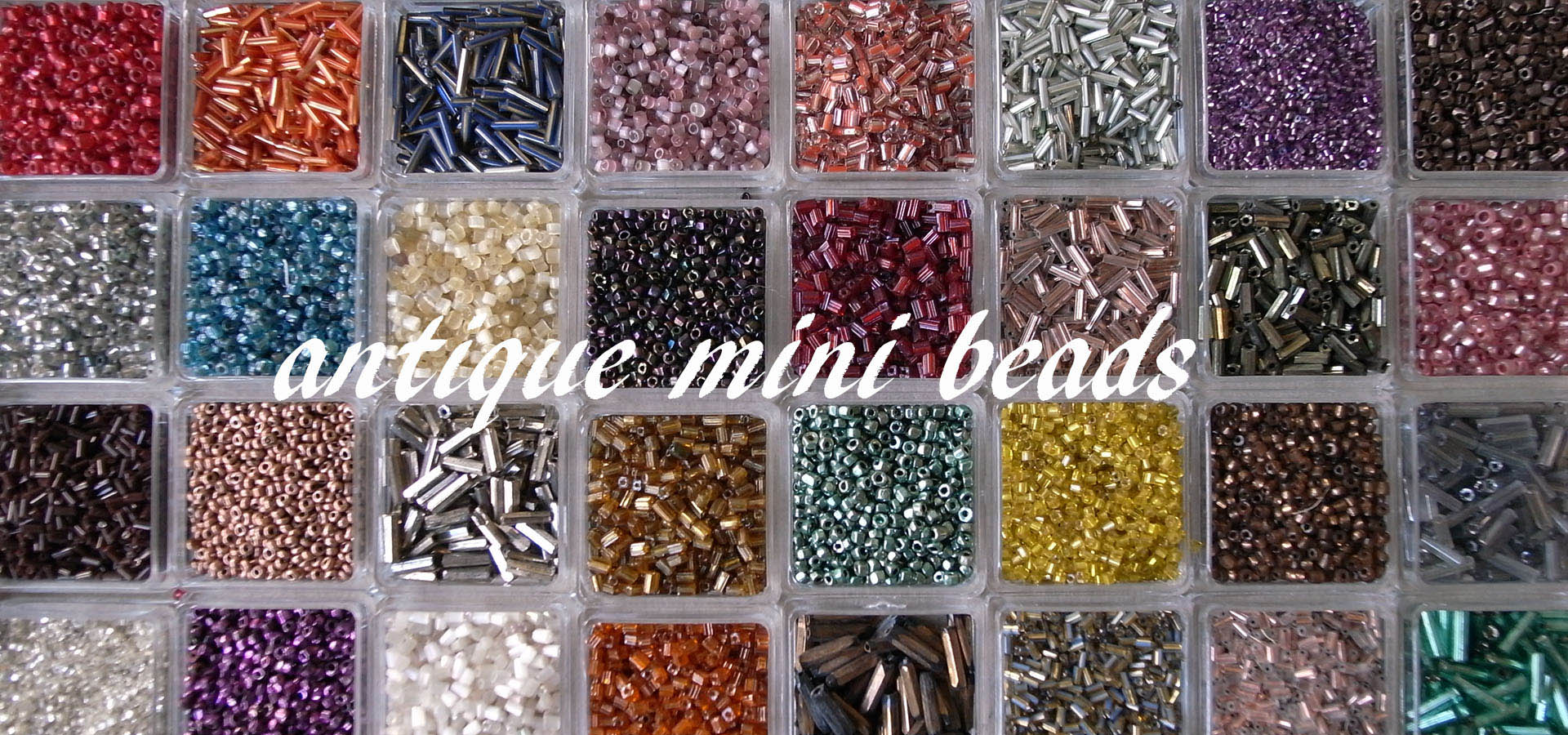 Vintage & Antique beads