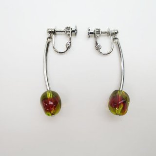 108-221 Cherry Earring