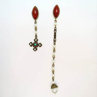 E108-278 Long Earrings