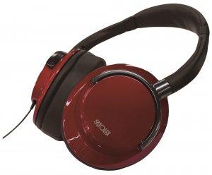 ハイレゾヘッドホン 新色発売 DH291-A1R(Red) Hi-Res HEADPHONE