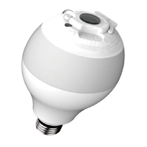 LEDランプ付きIPカメラ