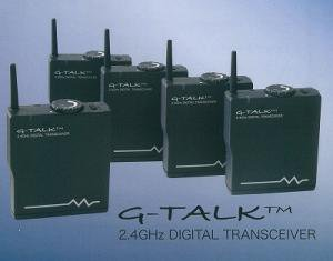 G-TALK(次世代省電力トランシーバー)