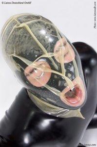 latexa-1229-ラバーバキュームBAGフード【送料無料】【ラバー】【ラテックス】【ボンデージ】