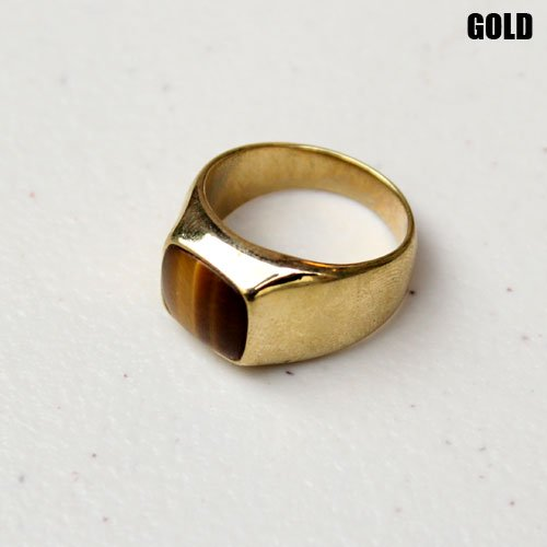 <img class='new_mark_img1' src='//img.shop-pro.jp/img/new/icons5.gif' style='border:none;display:inline;margin:0px;padding:0px;width:auto;' />CALEE_[リング] TIGER EYE RING