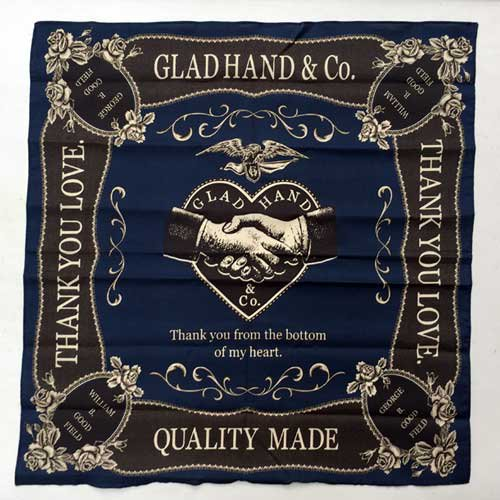 <img class='new_mark_img1' src='https://img.shop-pro.jp/img/new/icons46.gif' style='border:none;display:inline;margin:0px;padding:0px;width:auto;' />GLAD HAND_[スカーフ] HEARTLAND SCARF