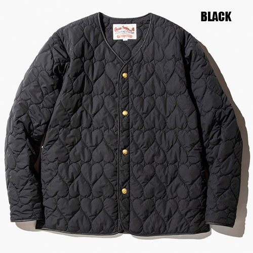 <img class='new_mark_img1' src='https://img.shop-pro.jp/img/new/icons46.gif' style='border:none;display:inline;margin:0px;padding:0px;width:auto;' />CALEE[JACKET] HEART QUILTING NYLON JACKET