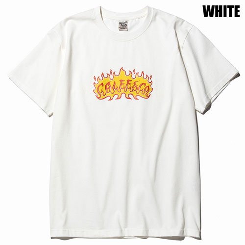 <img class='new_mark_img1' src='https://img.shop-pro.jp/img/new/icons5.gif' style='border:none;display:inline;margin:0px;padding:0px;width:auto;' />CALEE_[S/S TEE] FLAME LOGO T-SHIRT