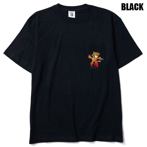 <img class='new_mark_img1' src='https://img.shop-pro.jp/img/new/icons46.gif' style='border:none;display:inline;margin:0px;padding:0px;width:auto;' />SOFT MACHINE_[ポケットTEE] CHICANO THE CAT-T