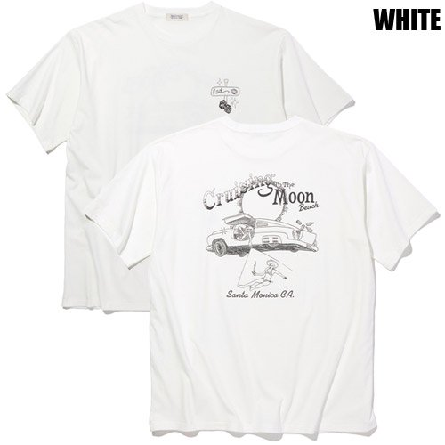 <img class='new_mark_img1' src='https://img.shop-pro.jp/img/new/icons5.gif' style='border:none;display:inline;margin:0px;padding:0px;width:auto;' />RADIALL [S/S TEE] CRUISE CREW NECK T-SHIRT S/S