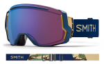 17/18【SMITH】 I/O7Navy Camo Split(Photochromic Rose Flash【調光】/Clear)