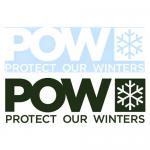 【PROTECT OUR WINTERS】POWステッカー