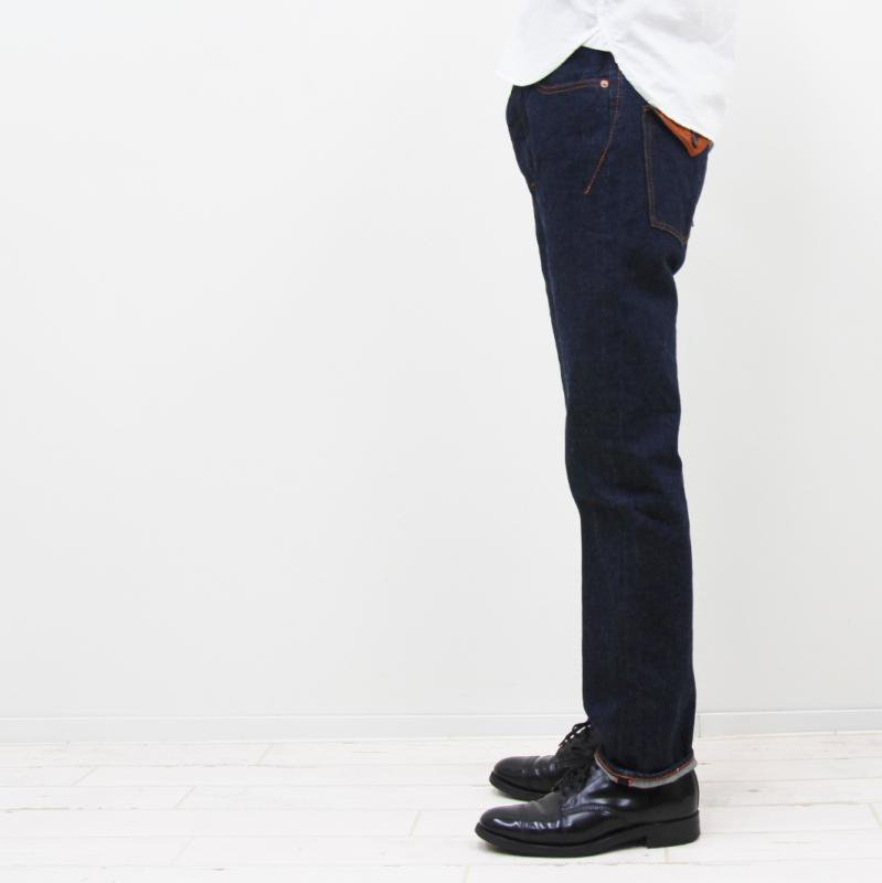 KATO` NEW DENIM Vintage Narrow Straight Fit