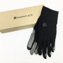 handson grip Tracker (BLACK×CHARCOAL)