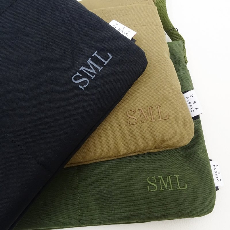 SML MUSETTE BAG(KHAKI/BLACK)