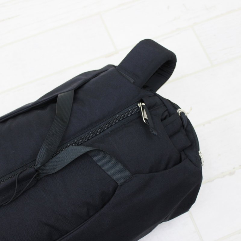 BACH Team Duffle (BLACK)