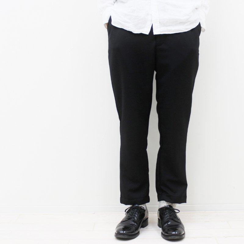 BASIS BROEK STAD(BLACK)
